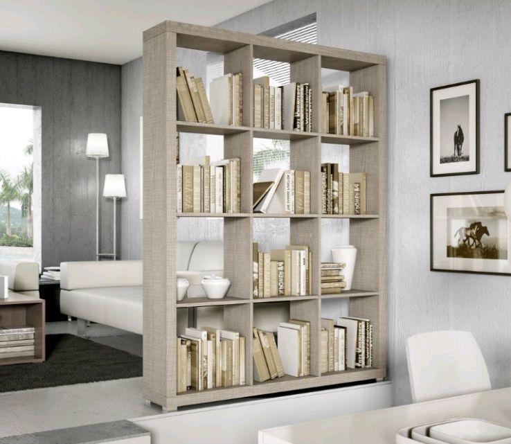 Mueble auxiliares muebles bravo - Estanterias separadoras de ambientes ...