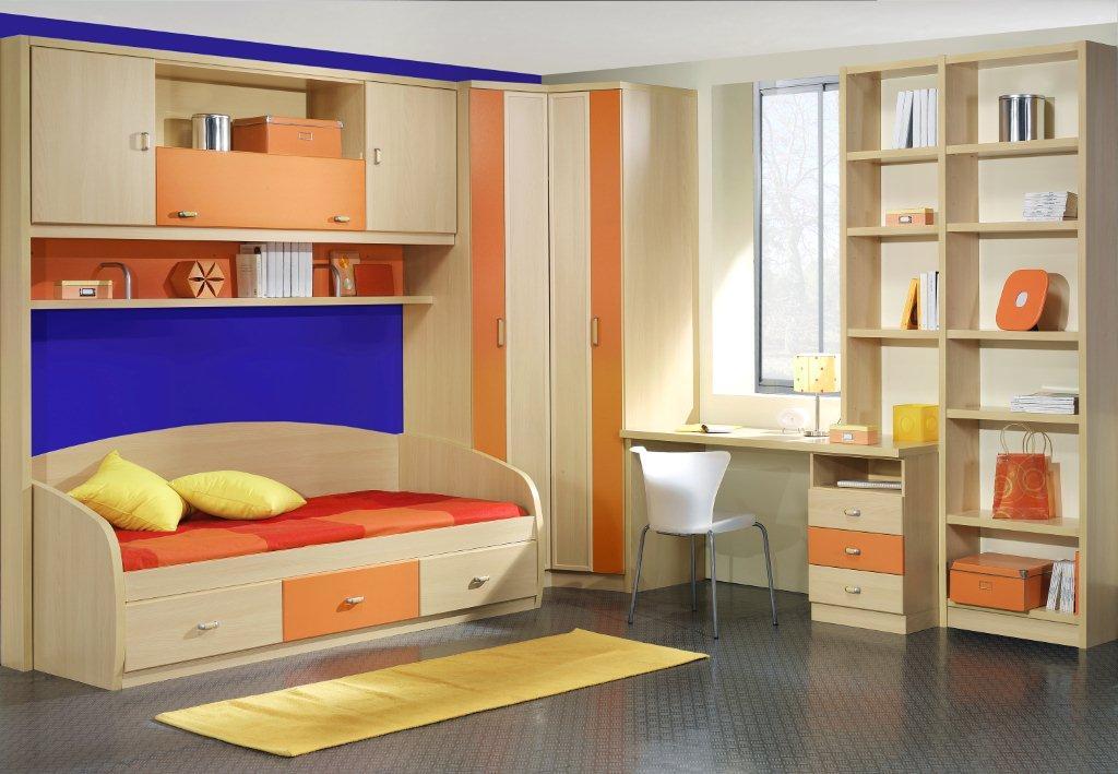 Revista El Mueble Dormitorios Juveniles. Juveniles Muebles ...