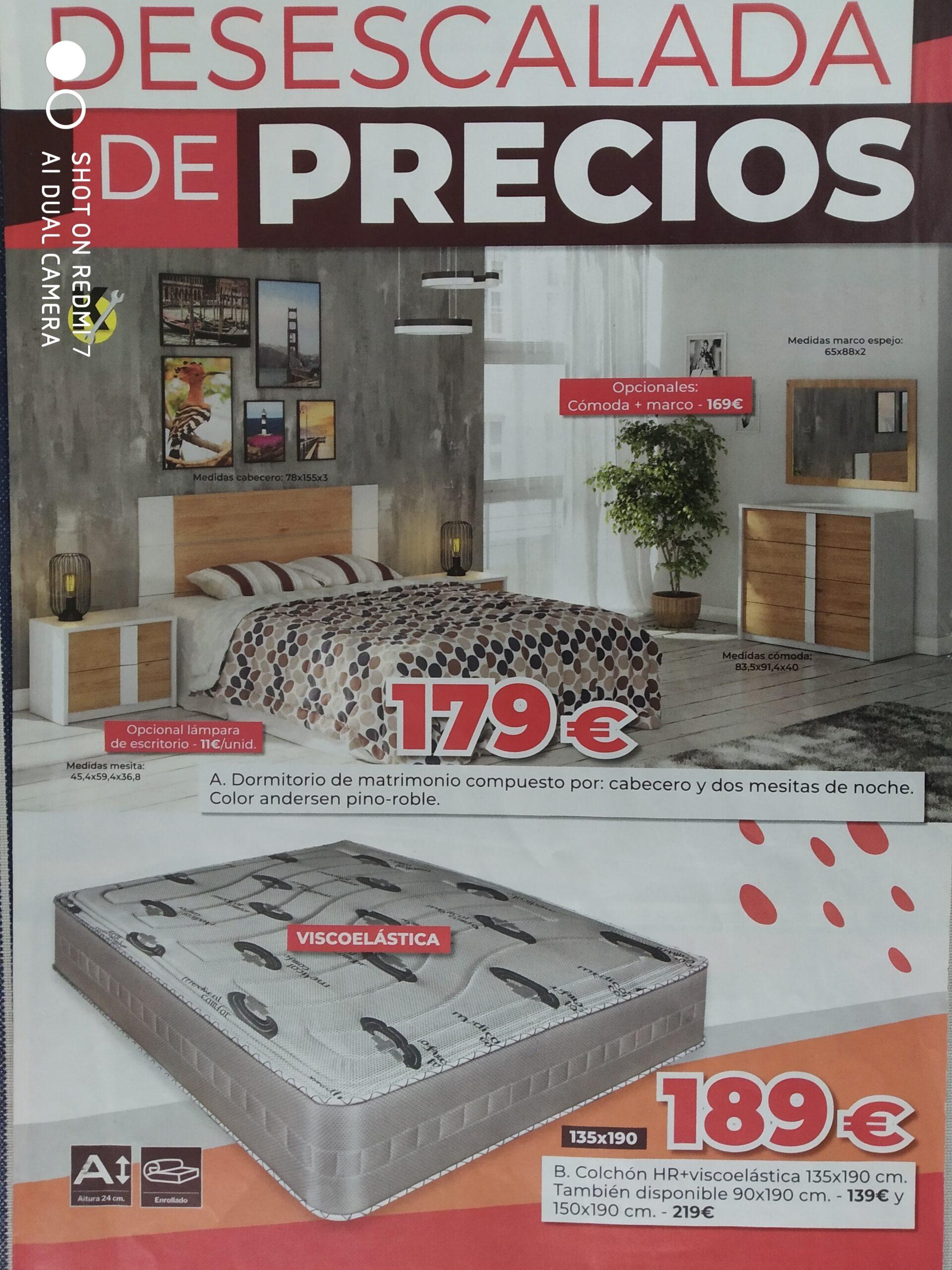Muebles Bravo PRIMAVERA DE PRECIOS.